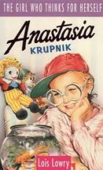 Anastasia Krupnik by Lois Lowry. I recommend it, and the rest of the series!