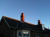 roof sky