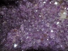Purple Quartz, Treasures of the Earth, Corpach