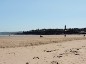 St Andrews from the West Sands