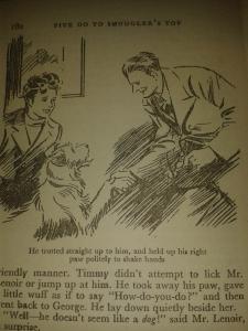 timmy handshake