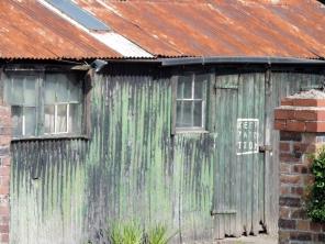 Mysterious run down shack