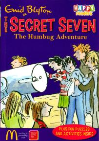 the humbug adventure secret seven