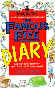 the-famous-five-diary