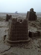 Sandcastle, Tentsmuir Beach