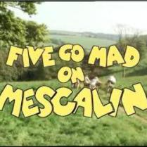 five go mad on mescalin