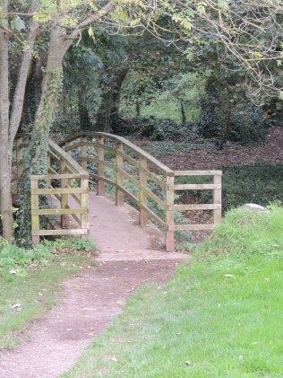 The Bridge featured in Five Fall Into Adventure.