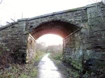 Sun through the tunnel