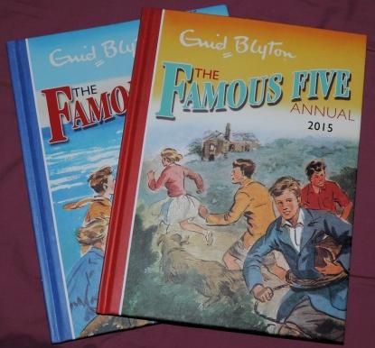 famous five annuals