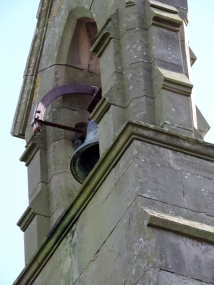 Panbride Church's bell