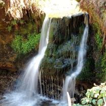 Waterfall, Maspie Den, Falkland