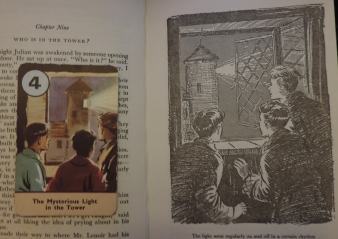 smuggler's top tower pepys card game famous five