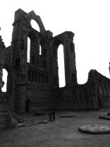 cathedral ruin