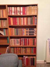 my bookcases