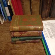 Children's books at Innerpeffray Library