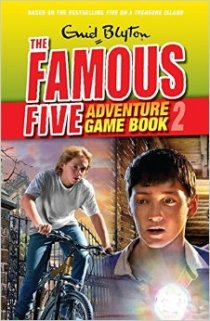the famous five adventure game book