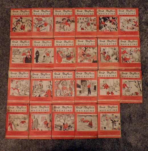 enid blyton magazines