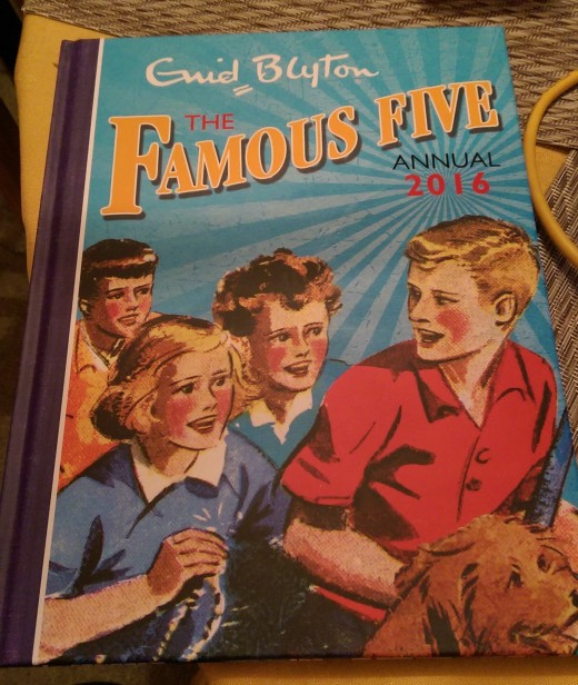 2016 Famous Five Annual