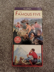 famous five stationery