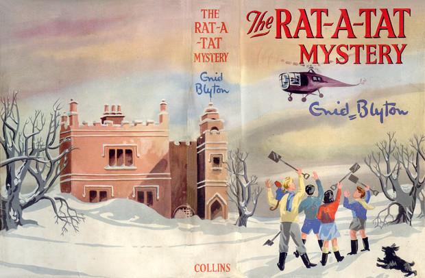 the rat a tat mystery