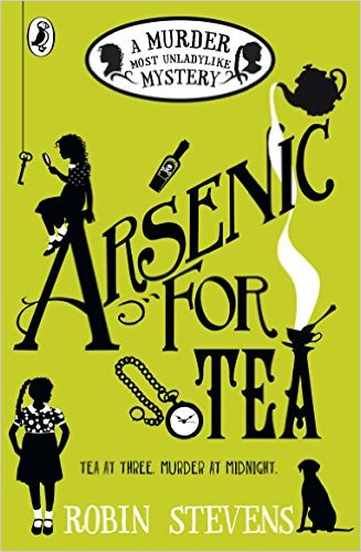 arsenic for tea robin stevens