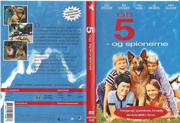 7-de-5-og-spionerne-dvd