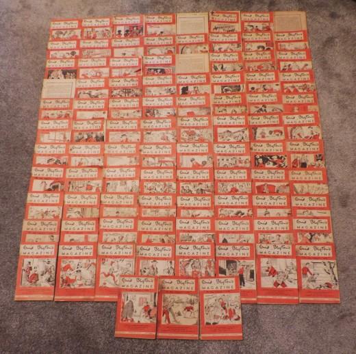 Enid Blyton's magazines