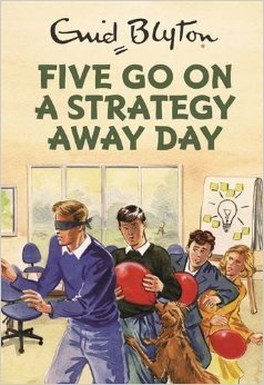 five on a strategy away day