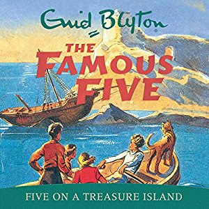 five on a treasure island audio