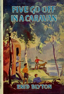 five go off in a caravan