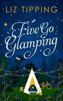 five go glamping liz tipping