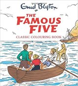 famous five colouring