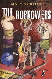 the borrowers puffin