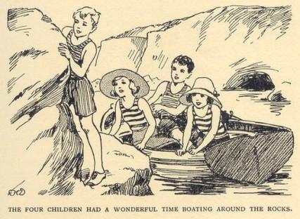 secret of spiggy holes bathing suits