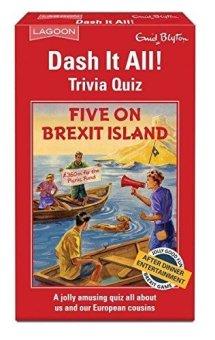 five on brexit island dash it all trivia quiz