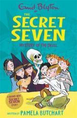 secret seven mystery of the skull pamela butchart
