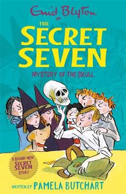 secret seven mystery of the skull pamela butchart