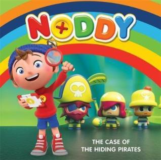 noddy and the case of the hiding pirates