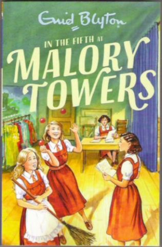 in the fifth malory towers