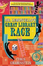mr lemoncello's great library race