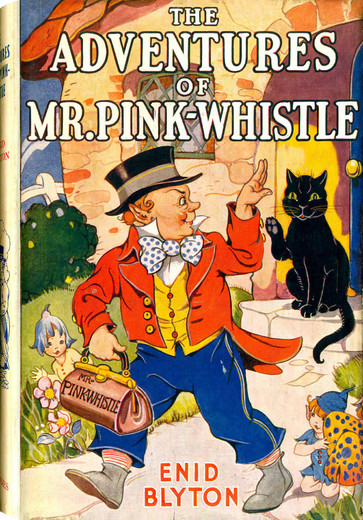 adventures of mr pink-whistle