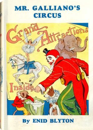 mr galliano's circus