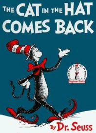 cat in the hat comes back dr seuss