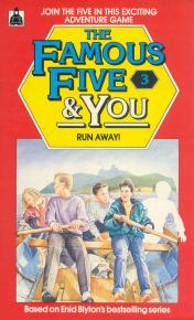 the-famous-five-and-you-run-away