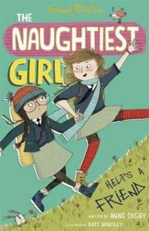 naughtiest girl helps a friend