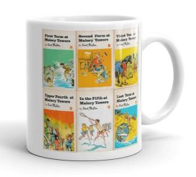 malory towers mug