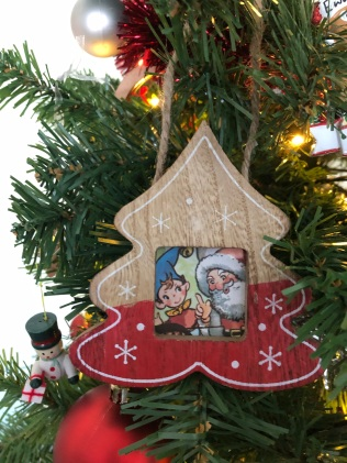 noddy christmas tree decoration