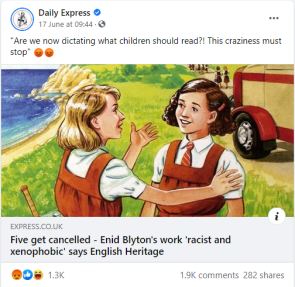 daily express five get cancelled
